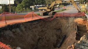 Sinkhole Repair Services in Crestview
